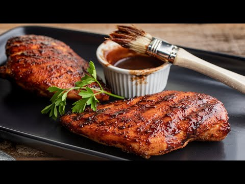 How To Make Grilled Chicken Breast | Perfect Recipes