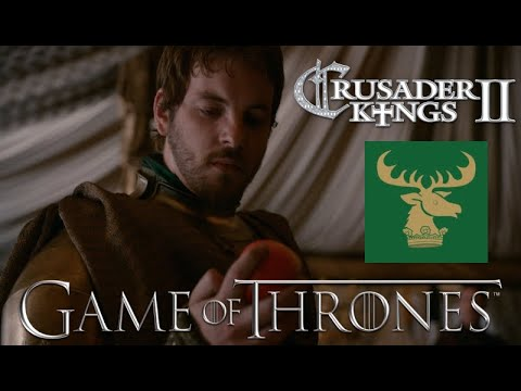 Crusader Kings II Game Of Thrones - King Renly Baratheon #1 - Shadow Attack