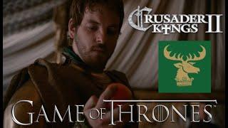 Crusader Kings II Game of Thrones - King Renly Baratheon #1 - Shadow Attack