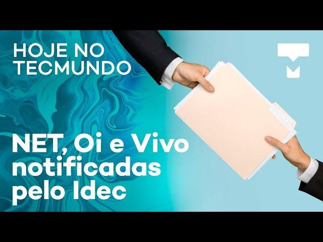 Telescópio brasileiro na EEI, operadoras notificadas pelo Idec e mais - Hoje no TecMundo