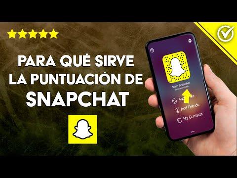 Qué es y Para qué Sirve la Puntuación de Snapchat, Cómo Mejorarla, Usarla y Calcularla