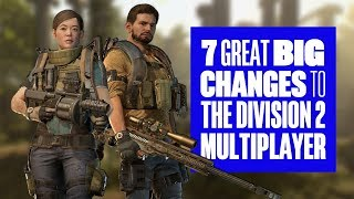 7 big changes to The Division 2 PvP - THREE DARKZONES?!
