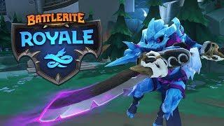 Странная игра на жабке Battlerite Royale 33