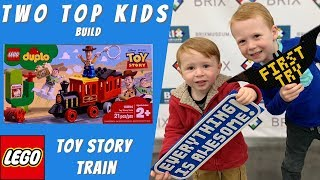 LEGO DUPLO set 10894 Toy Story Train - TWO TOP KIDS (2019)