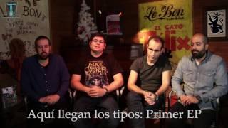 Entrevista de Grupos de León - Tipos Singulares