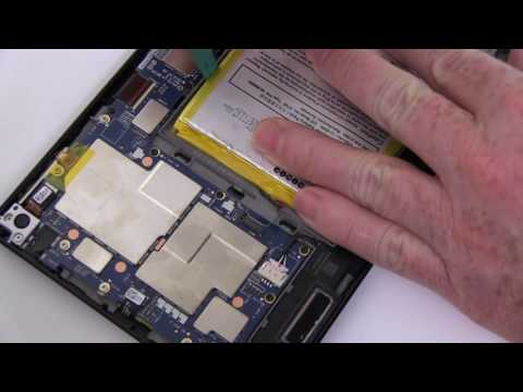 How to Replace Your Amazon Kindle Fire HD 7 4th Generation Battery