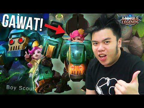 KALIAN HARUS TAU KALO JAWHEAD SEKARANG MAKIN GANAS!?!? - Mobile Legends Indonesia #56