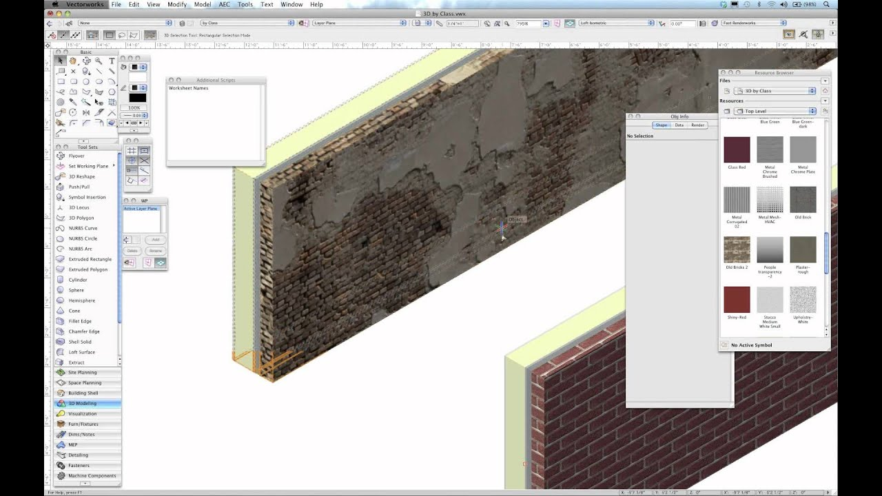 novedge webinar  26  transitioning from 2d to 3d in vectorworks architect
