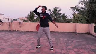 Kanaa Othaiyadi Pathayila dance cover by yugi | Aishwarya Rajesh | Dhibu Ninan Thomas | SK