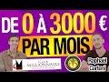 De 0 à 3000 euros par mois avec 2 SITES WEB ! (Raphael Carteni)