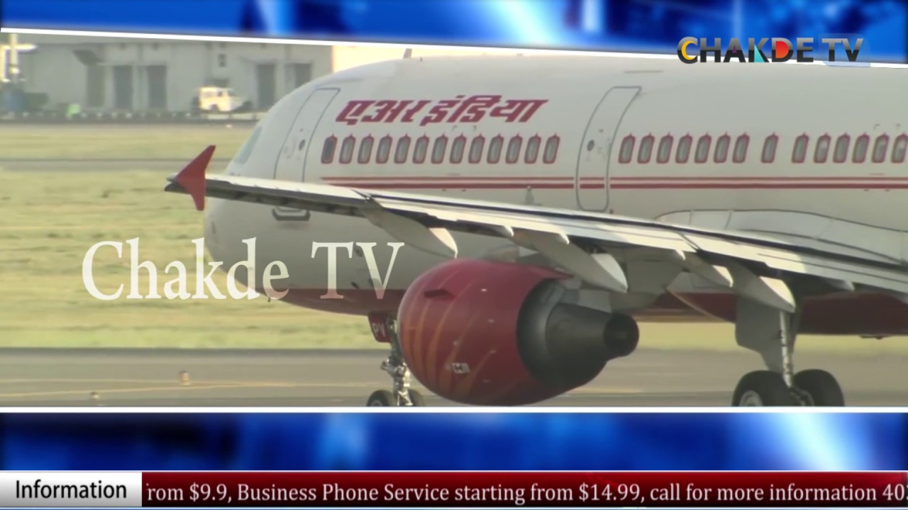 Nonstop service launches between Dulles, India