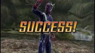 This is Kamen Rider Super Climax Heroes for the Wii Console. This V...