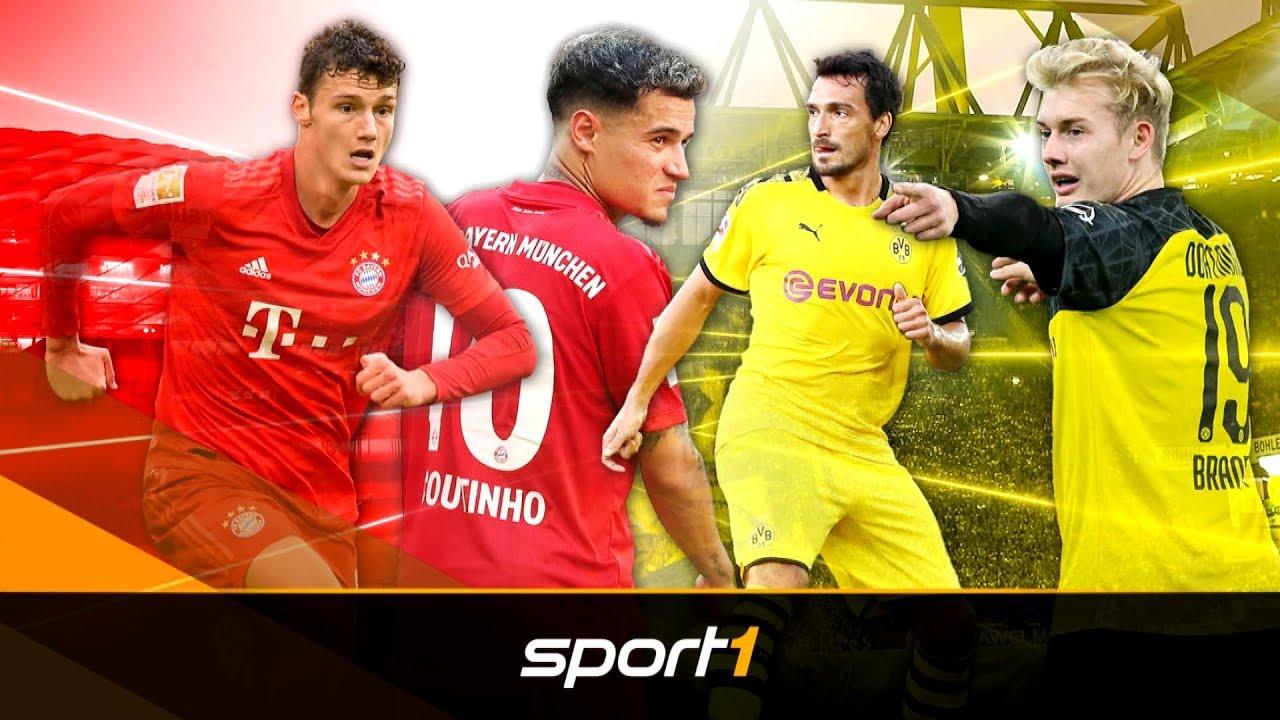 Bayern vs. BVB: Wer hat die besseren Deals gemacht | SPORT1 - TRANSFERMARKT-SHOW