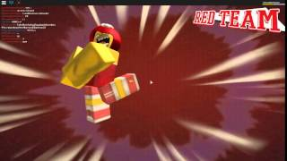 "Roblox: DodgeBall (#3) ""THE JUGGERNAUT STRIKES BACK!"""