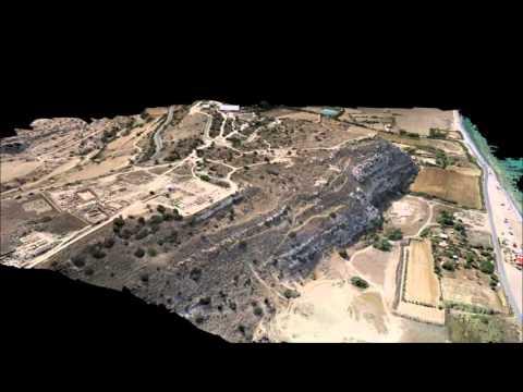 Kourion Flythrough