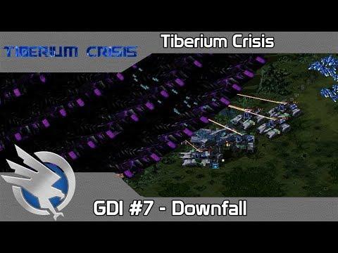 Tiberium Crisis - GDI #7 Downfall on Hard difficulty