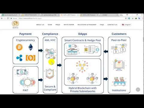 XinFin[XDC]Connecting Blockchain to the real world Listed on Exchange