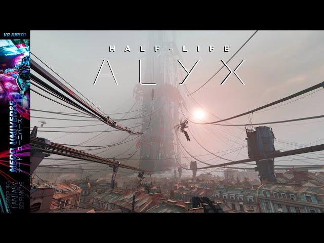 Half-Life: Alyx #1 Von Anfang an, der erste Eindruck ☬ Oculus CV1 [Deutsch]