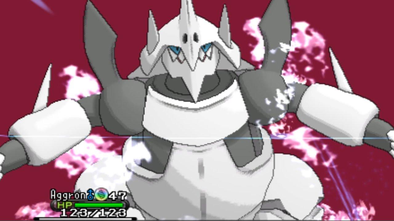 maxresdefault jpgPokemon X And Y Mega Aggron