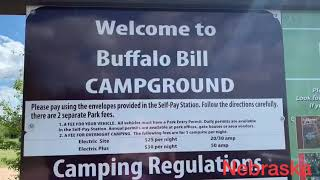 Nebraska RV Park & Campġround Review! North Platte Ne
