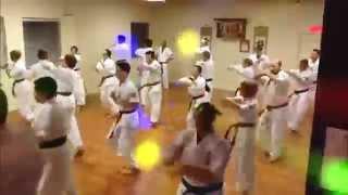 Sensei Bert Janssens - West Island Karate - Montreal, Quebec, Canada