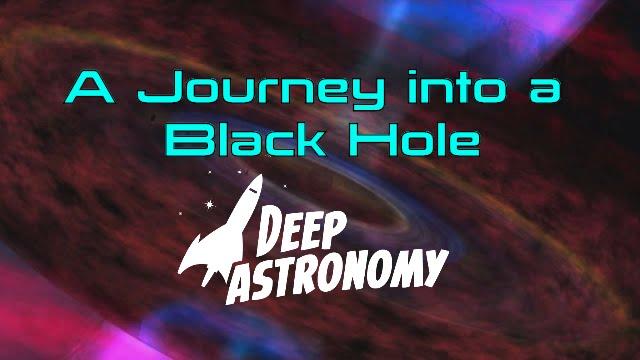 A Journey into a Black Hole