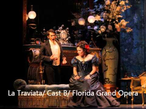 Giuseppe Verdi - La Traviata Lena Nordin (Violetta)