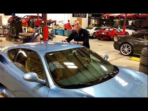 For Sale 2004 Ferrari 360 Modena F1 Azzurro California
