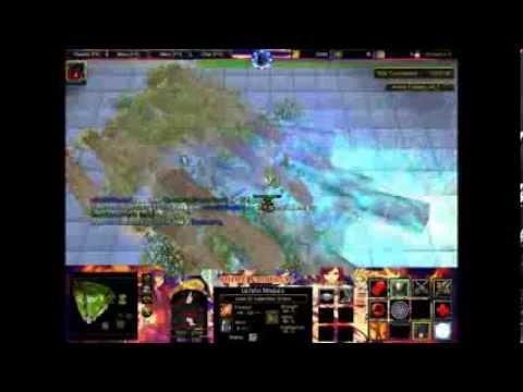Warcraft 3 anime fantasy 0.7 (Madara)