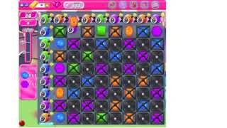 Candy Crush Saga Level 555 ★★★ no boosters, 1,700,000 points