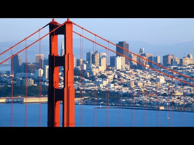 San Fancisco - se video om rejser til San Francisco Rejse Video