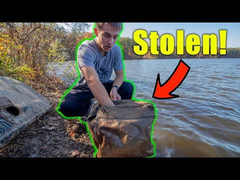 We Found A Duffel Bag Full Of Stolen Jewelry While Magnet Fishing (Appraised By Jeweler)