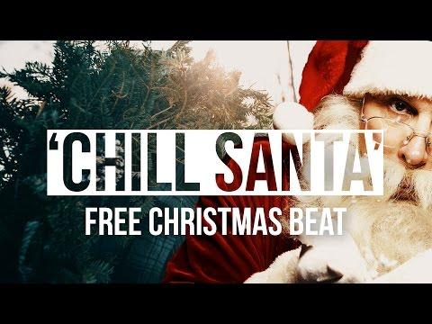CHRISTMAS BEAT: Real Chill Oldschool Hip Hop Rap Beat 'Chill Santa' | Chuki Beats