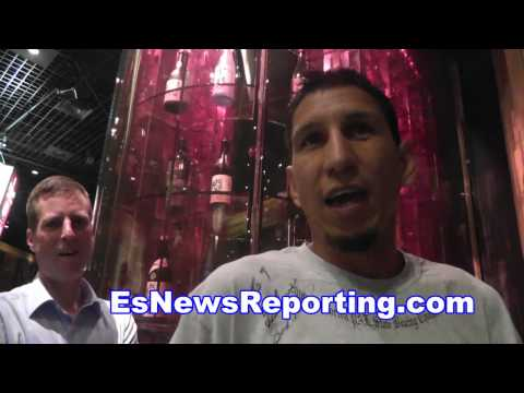 meet marcos maidana biggest fan from UK - EsNews boxing