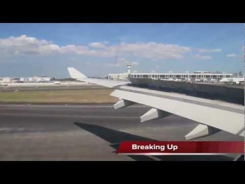 Cathay Pacific Landing at Manila(Ninoy Aquino International Airport, T1) by Airbus330-300
