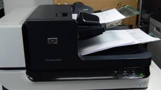 HP Scanjet N9120 การสแกน1