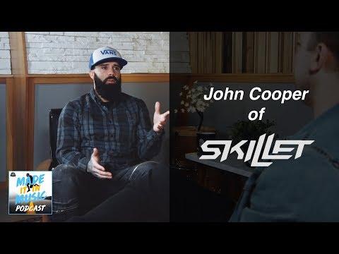 John Cooper of Skillet Shares the Secrets of Their Worldwide Success - MIIM 101