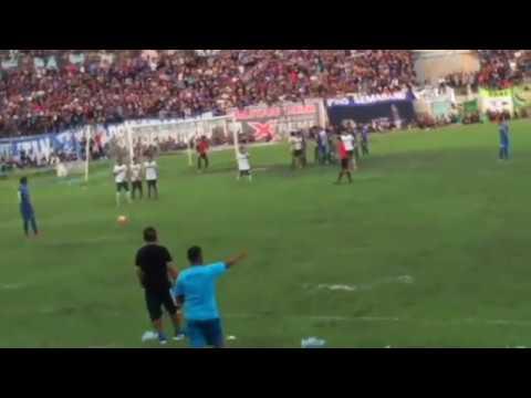 Gol PSIS Semarang Ke Gawang Persebaya Surabaya (1-0) HD Mp3