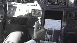 737-800 GOL POUSO DETALHADO PELO CMT VOR DME FLORIANOPOLIS PISTA 32
