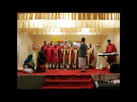 Christmas Carol 2014 by St.Johns Orthodox Syrian Church Choir,Pancode