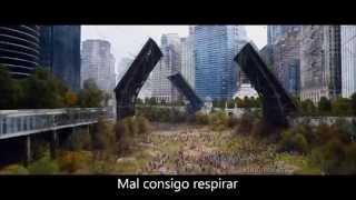 Sia - Fire Meet Gasoline (legendado) - INSURGENTE