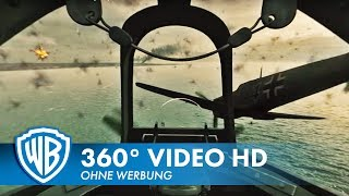 DUNKIRK - 360° Video Deutsch HD German (2017)
