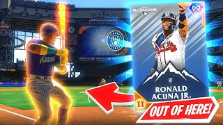 RONALD ACUNA JR IS AMAZING! *OMG* MLB The Show 21 Gameplay
