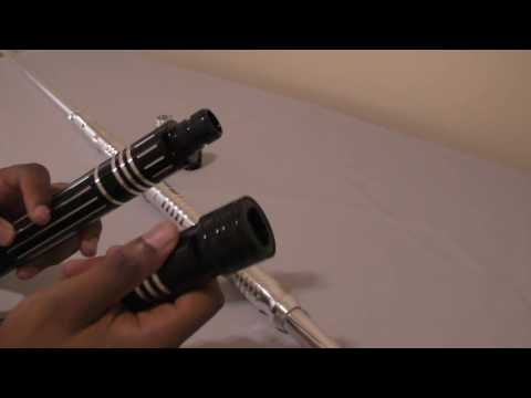 Ultrasabers Quick Release Coupler