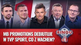 W Ringu: Borek i MB Promotions debiutują w TVP Sport, co dalej z Wachem? ? | ETOTO TV