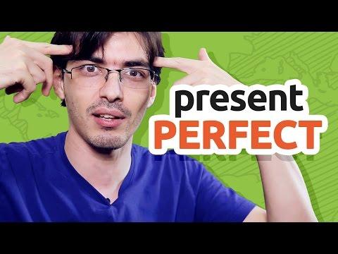 PRESENT PERFECT   APRENDA DE VEZ ESSA JOÇA