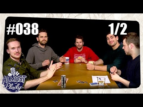 [1/2] Almost Plaily #38 | Privacy mit Gunnar, Gino, Lars, Flo & Krys | 16.12.2016