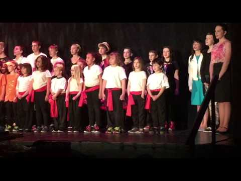 Londonderry School Play 2016 - chorus intro