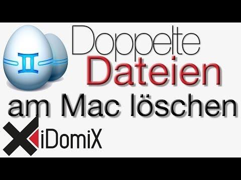 Doppelte Dateien finden am Mac mit Gemini dem Duplikatscanner