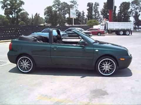 Vw cabrio gti custom car 18 inch tenzor r racing wheels for 2000 vw cabrio window regulator